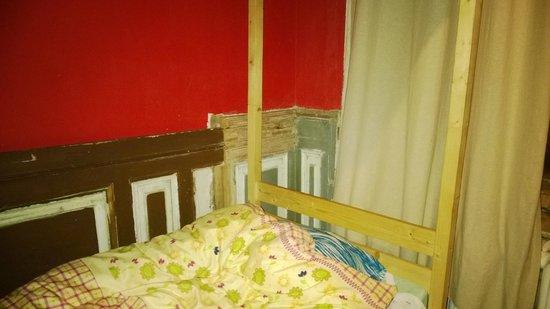 Hello Hostel: Bedroom