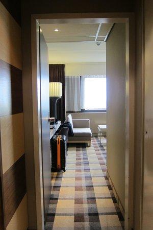 Hampshire Hotel - Babylon Den Haag: Room Corridor