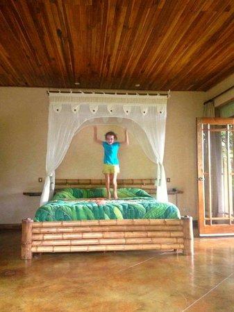 Lost Iguana Resort & Spa: King Bed in Celebrity Suite