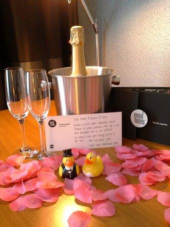 Inntel Hotels Amsterdam Centre: dit spreekt voor zichzelf, nogmaals dank