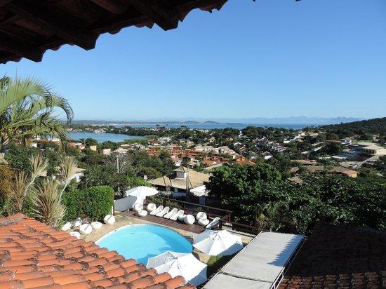 Buzios Arambare Hotel: Vista Sacada...