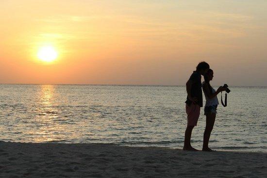 Velassaru Maldives: Sunset
