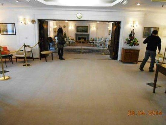 Royal Yacht Britannia: Banquet Hall