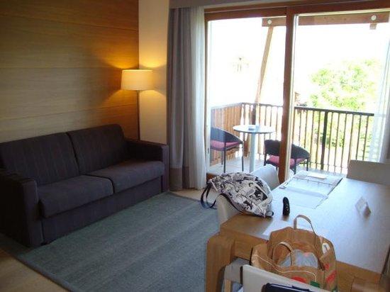 Napura Art & Design Hotel: sala