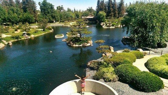 Japanese Garden La Picture Of The Japanese Garden Los Angeles Tripadvisor