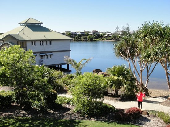 Novotel Twin Waters Resort : Room with a view