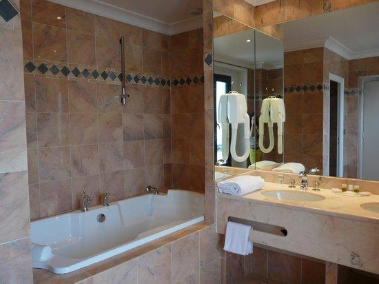 Westminster Hotel & Spa: Ванная