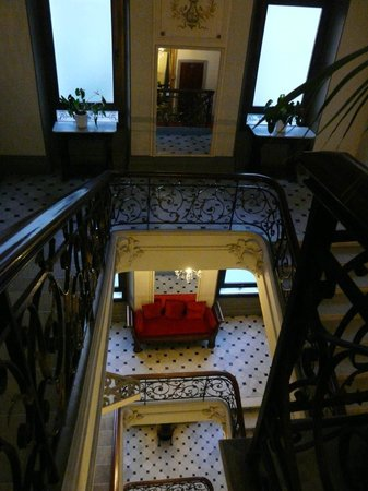 Westminster Hotel & Spa : Отель