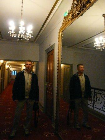 Westminster Hotel & Spa: Номера последнего этажа