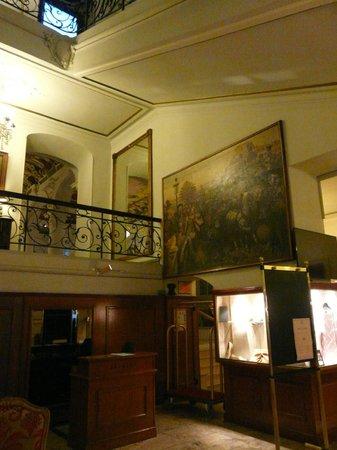 Westminster Hotel & Spa: Интерьер отеля-музея