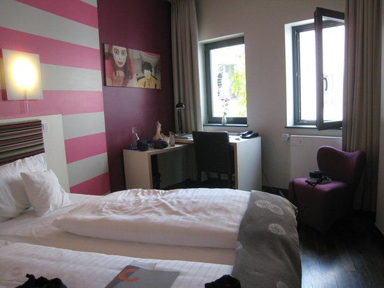 The Circus Hotel: Room
