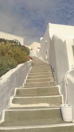 Vallais Villa : 65 Steps...