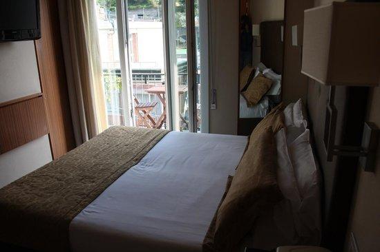 Hotel Carla : chambre