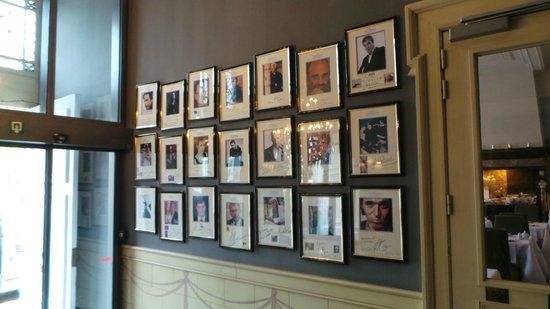 Hotel De Tuilerieen: Les photos d'hotes de marque !!