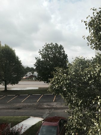 Fairfield Inn & Suites Louisville North: View from my room window
