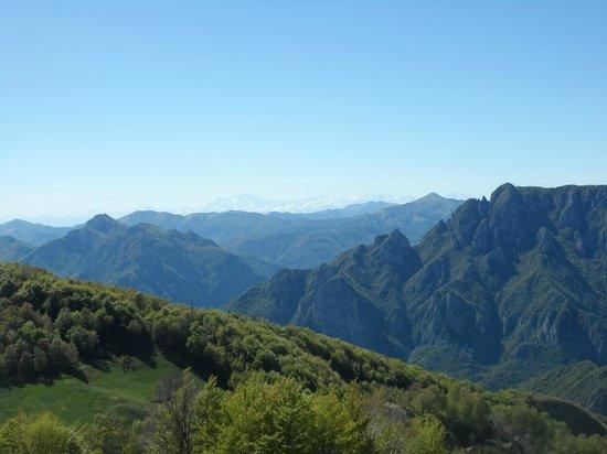 Piani D'Erna: un paesaggio sconfinato