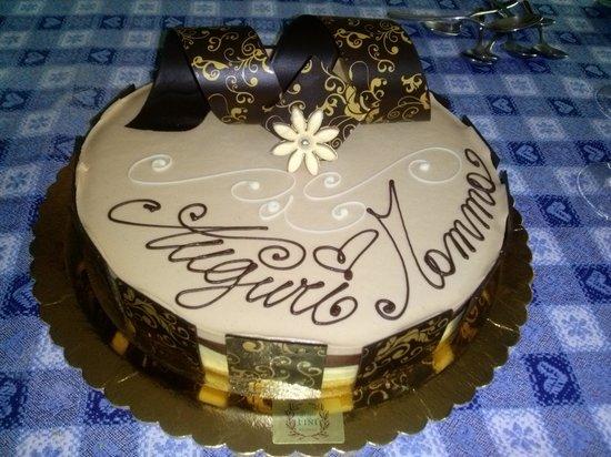 Gelateria Fini: torta cremino