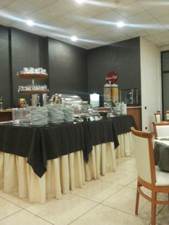 Parco Sassi Hotel: ristorante