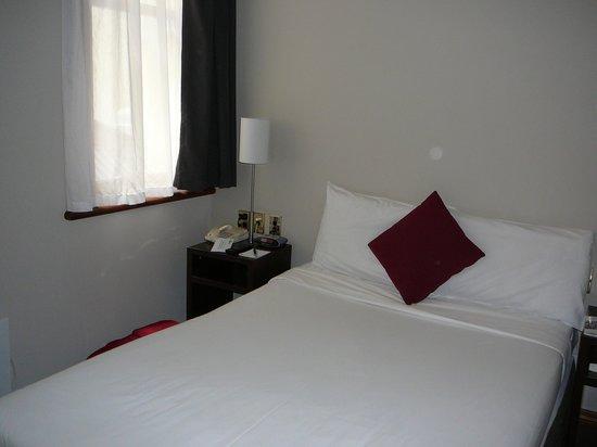Comfort Hotel Wellington: Chambre