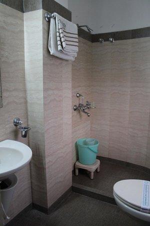 The Boulevard Hotel: Hotel Boulevard: Bathroom