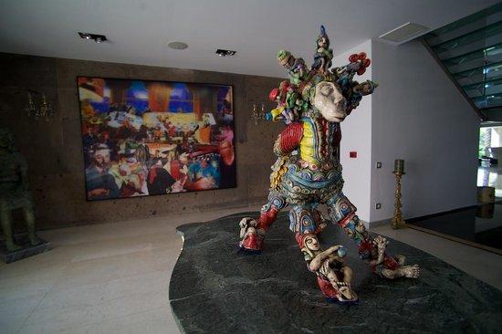 Casa Dell'Arte : Lobby