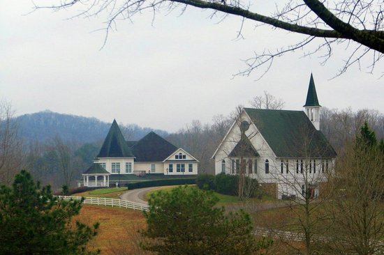 Whitestone Country Inn: Chapel
