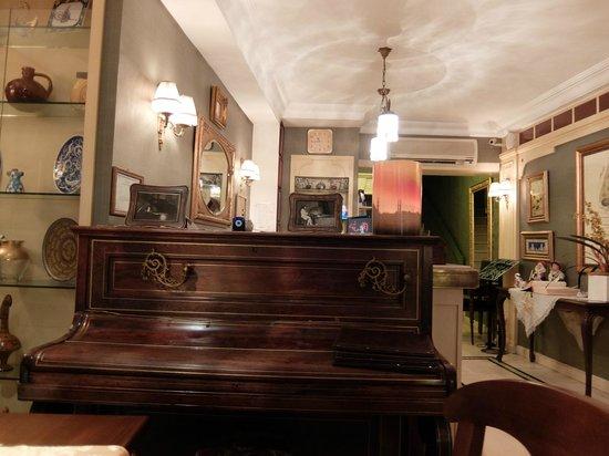 Alzer Hotel : Hotel foyer