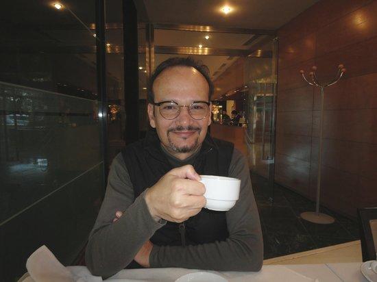 Tryp Montevideo Hotel: Coffee break