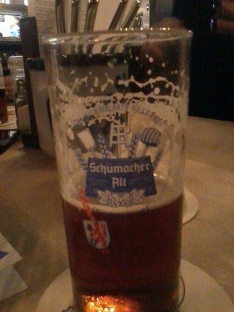 Brauerei Schumacher: Impossível tomar um só