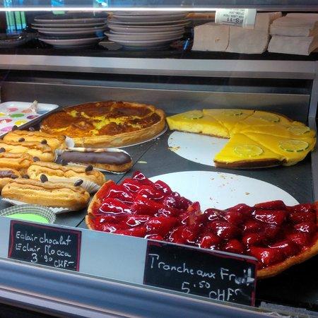 Ch'Etoy Cafe Restaurant : Patisserie et Desserts Maison