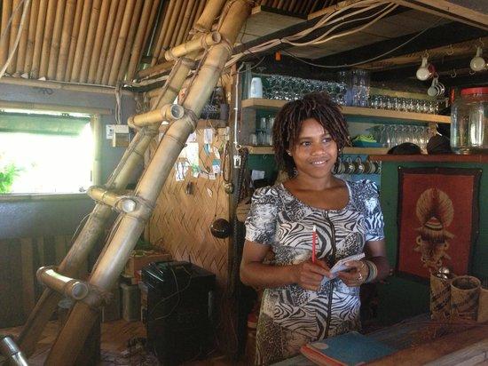 Eco Cafe : Заказ блюд