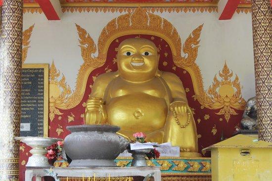 Big Buddha Temple (Wat Phra Yai): kleiner Buddha