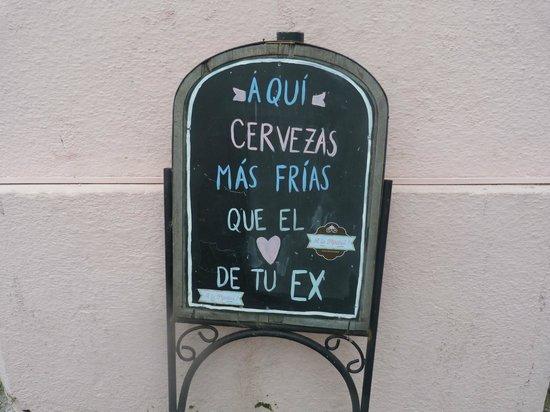 A la Pipetuá!: Cervezas mas frias que el Corazón de tu EX, Genial