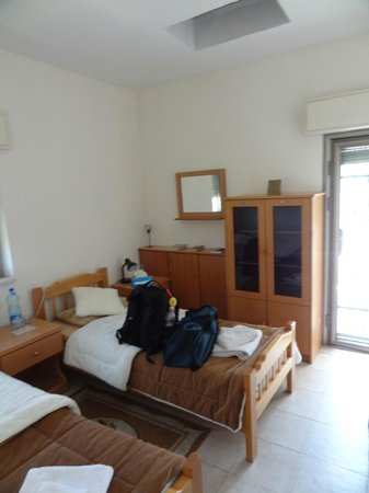 Khouriya Family Guesthouse: My room, on the top floor