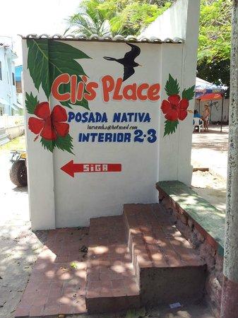 Cli ' s Place: Portão de entrada