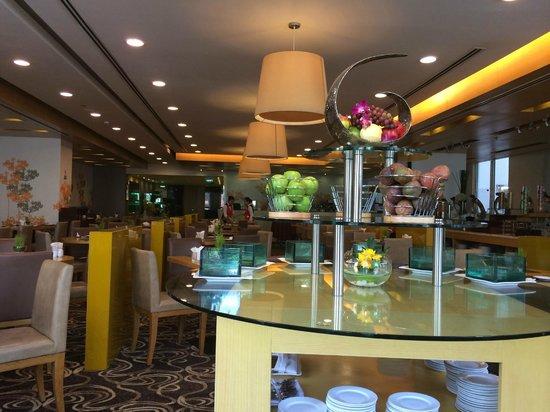 Liberty Central Saigon Centre Hotel: Desayuno