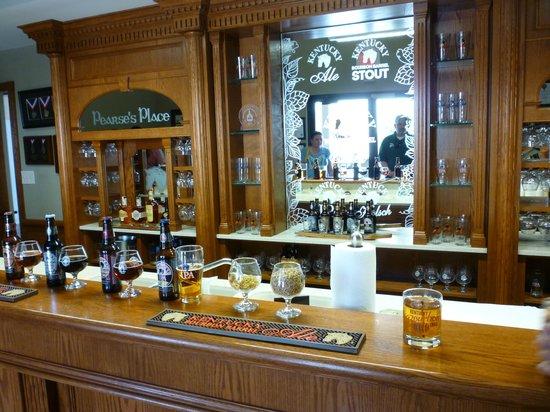 Alltech's Lexington Brewing & Distilling Co.: Beer Tasting Room