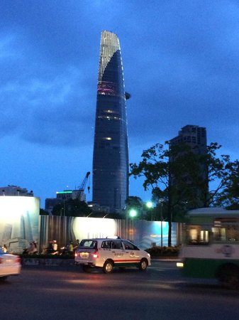 Liberty Central Saigon Centre Hotel : Cerca del hotel