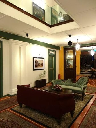 Yeng Keng Hotel: entrance lounge