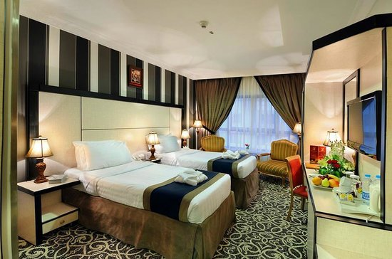 Zowar International Hotel : Comfortable and Deluxe Rooms