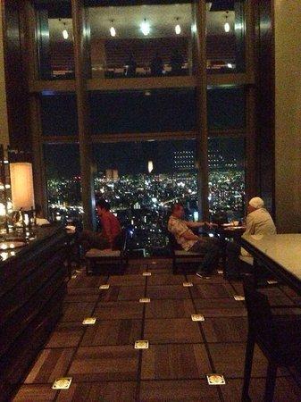 Mandarin Oriental, Tokyo: Лобби.