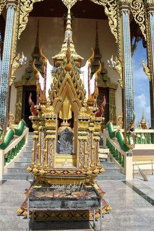 Wat Plai Laem: schön verziert