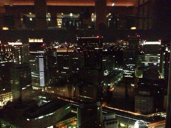 Mandarin Oriental, Tokyo: Ночной Токио.