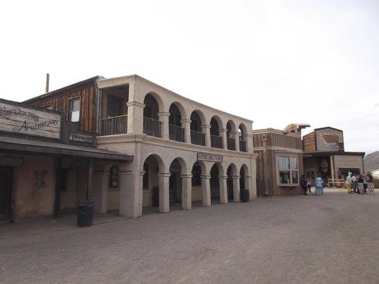 Old Tucson Hotel Del Toro