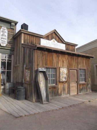 Old Tucson: Marshal