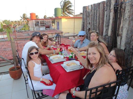 La Vaca Rosada: La famille :)