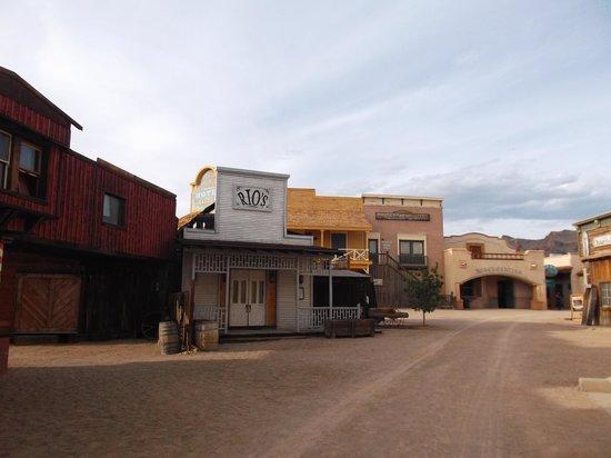 Old Tucson: Rio's