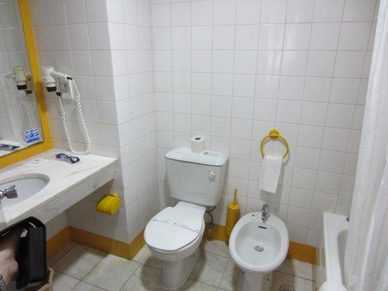 هوتل ويندسور: badeværelse