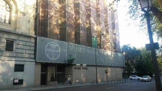 Naval Museum : fachada