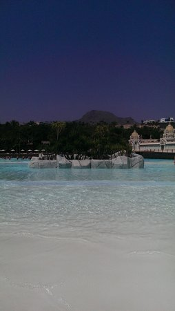 beeck in siam park